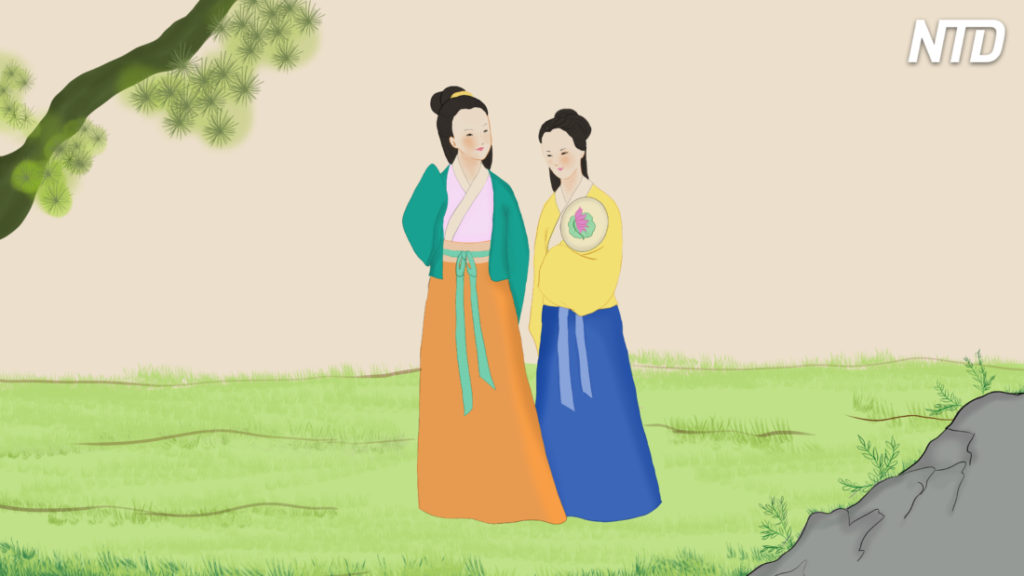 Mạn đàm chữ nghĩa trong truyện Kiều (P-4): Sắc đẹp Thúy Kiều, Thúy Vân được Nguyễn Du khắc họa ra sao?