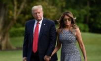 Vợ chồng TT Trump sẽ mừng Lễ Tạ ơn ở Nhà Trắng