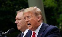 Tổng thống Trump siết chặt gọng kìm với chính quyền Trung Quốc, nhắm vào gián điệp học thuật, công ty Trung Quốc niêm yết tại Mỹ