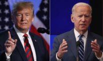 Tranh luận đầu tiên giữa TT Trump và ông Joe Biden: Liên tục công kích lẫn nhau