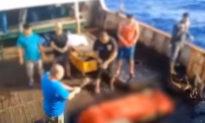 3 thuyền viên Indonesia chết trên tàu treo cờ Trung Quốc