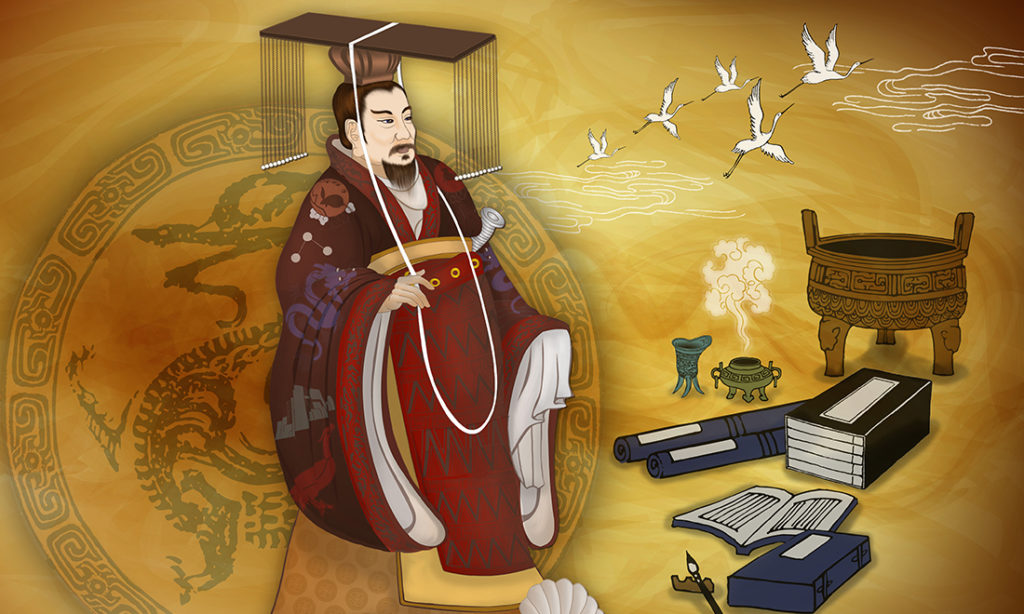 Hán Vũ Đế (Phần I - kỳ 2): Quân vương anh minh, đương triều thịnh thế