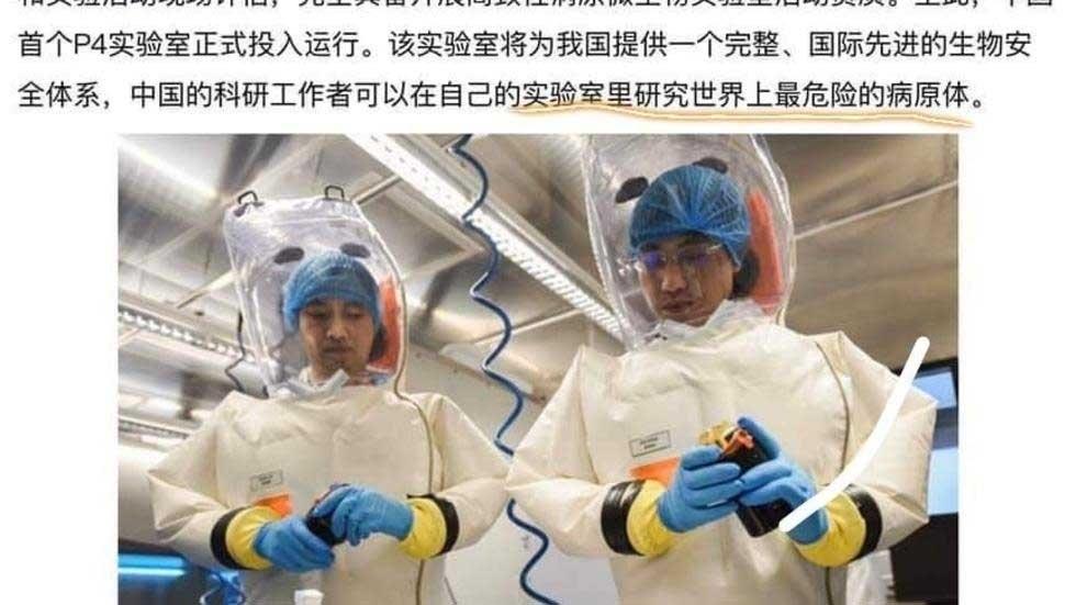 Tỷ phú Quách Văn Quý: Rò rỉ tài liệu mật về Viện Virus học Vũ Hán, các nguyên thủ quốc gia châu Âu đọc xong sửng sốt