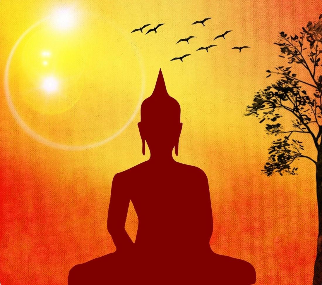 và niềm mong muốn cuối cùng là làm sao tìm được Ðức Phật để mà thành đạo.