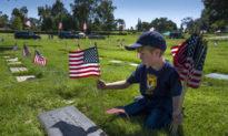 'Hoa Kỳ vẫn là mảnh đất của tự do bởi vì chúng ta là quê hương của những chiến binh dũng cảm'