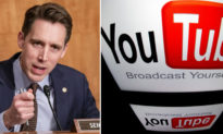 Nghị sĩ Hoa Kỳ: YouTube 'khấu đầu' trước Đảng Cộng sản Trung Quốc là 'không thể chấp nhận được'