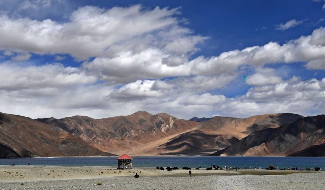 Hành động khiêu chiến của Trung Quốc tại vùng biên giới tranh chấp với Ấn Độ