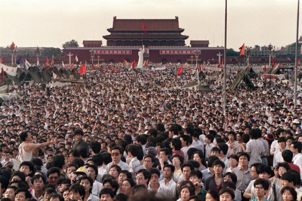 Thảm kịch đẫm máu Thiên An Môn 32 năm trước qua lời kể của các nhân chứng sống