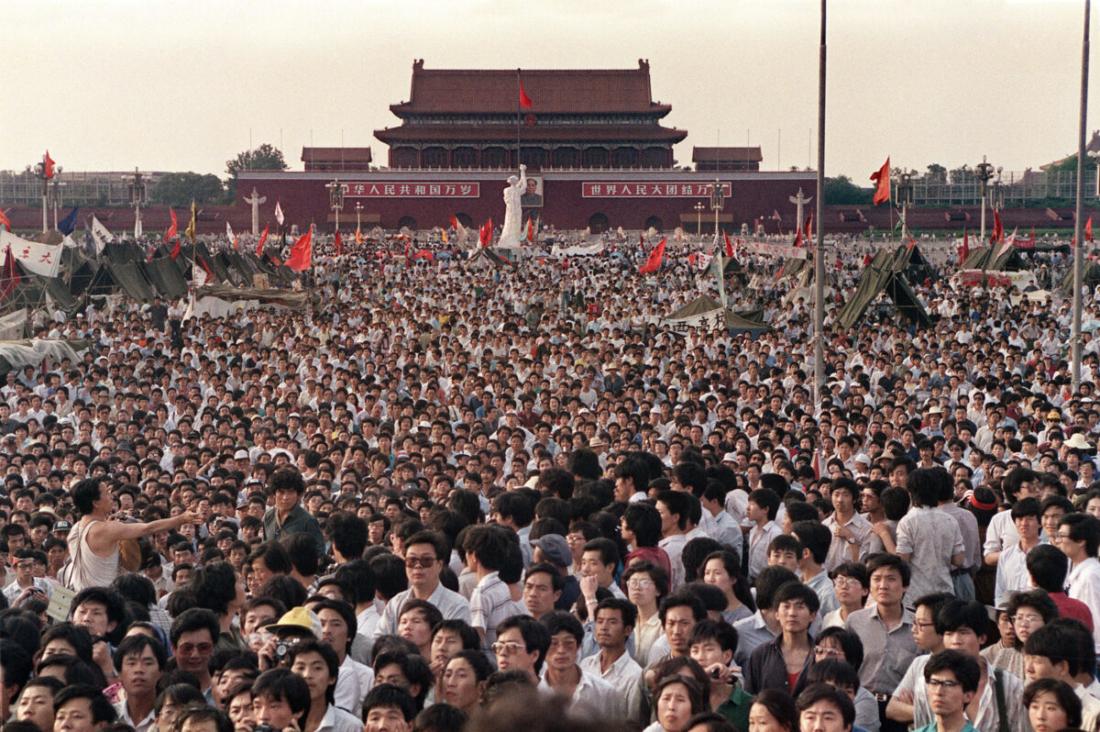 Thảm kịch đẫm máu Thiên An Môn 31 năm trước qua lời kể của các nhân chứng sống