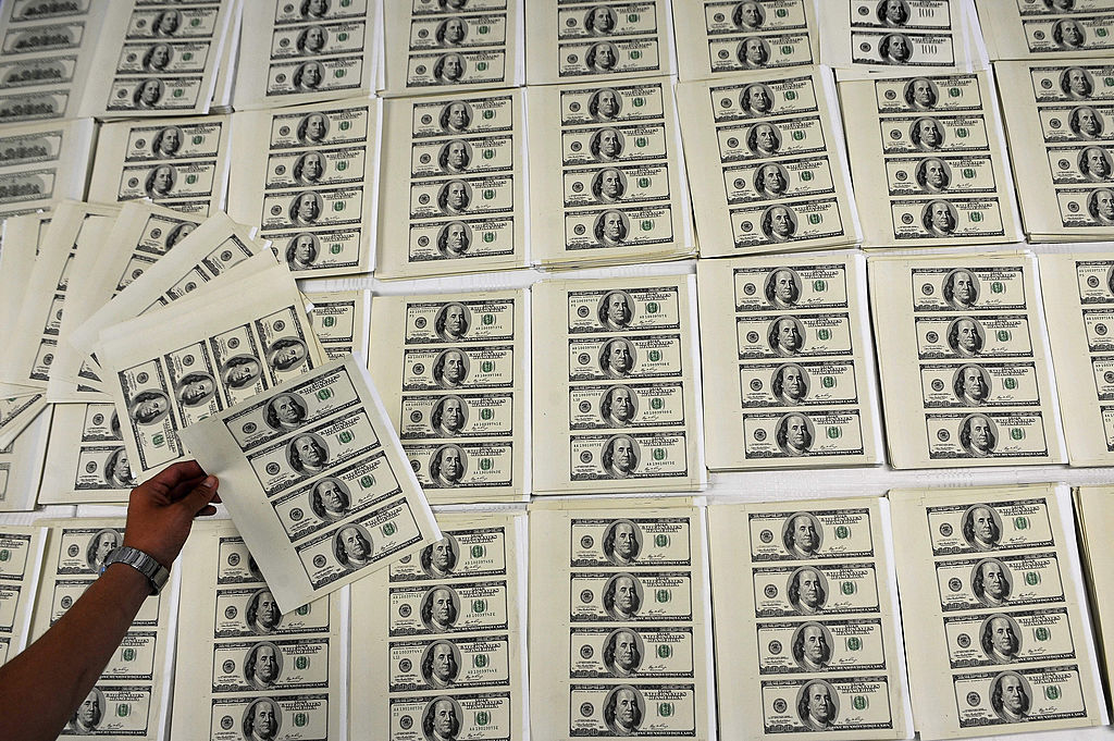 Hải quan Hoa Kỳ thu giữ tiền giả có nguồn gốc từ Trung Quốc