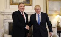 Hoa Kỳ đề nghị giúp Vương Quốc Anh xây dựng nhà máy điện hạt nhân và trạm 5G