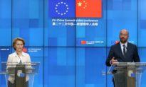 EU gây sức ép với Trung Quốc về thương mại và nhân quyền