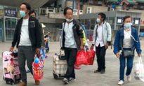 Hình ảnh: giấc mộng Bắc Kinh tan vỡ, người dân bỏ chạy khỏi thành phố tránh dịch