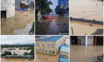 Trung Quốc: Thảm họa mưa bão ở 8 tỉnh miền nam, 52 con sông có mực nước  vượt mức cảnh báo 