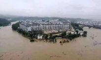 Lũ lụt thách thức đập Tam Hiệp, 'quả bom hẹn giờ' treo trên đầu 600 triệu dân Trung Quốc