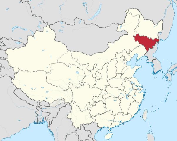 Phật Di Lặc chuyển sinh đến Trung Quốc, đến vị trí