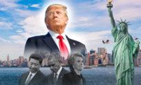 Tổng thống Donald Trump: Át chủ bài đương đầu với thế lực đen tối