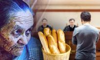 Bà lão trộm bánh mì và quyết định nhân hậu của ngài Thị trưởng