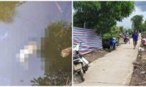 Phát hiện thi thể trẻ sơ sinh còn dính dây rốn nổi trên kênh ở Kiên Giang