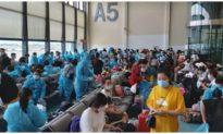 Đưa gần 700 công dân Việt Nam từ Đài Loan và Nhật Bản về nước