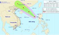 Áp thấp nhiệt đới mạnh lên thành bão giật cấp 10 ở Biển Đông, Bắc Bộ mưa lớn