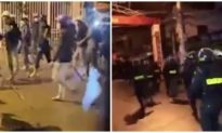 Bắt nhóm hơn 50 thanh niên tham gia hỗn chiến trong đêm