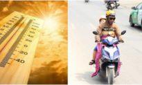 Dự báo thời tiết ngày 02/6: Miền Bắc nắng cháy, chỉ số tia UV ở Hà Nội có khả năng lên cao