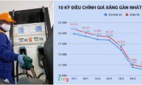 Giá xăng được dự báo có thể tăng mạnh vào ngày mai