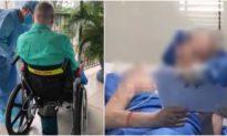 Bệnh nhân phi công người Anh hết sốt, có thể cai máy thở sớm và không cần ghép phổi