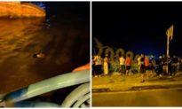 Phát hiện thi thể người đàn ông nổi trên hồ Tây trong đêm