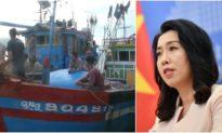 Việt Nam yêu cầu điều tra việc tàu cá Trung Quốc truy đuổi, đánh ngư dân Việt ở Hoàng Sa