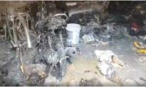 Đã bắt được nghi phạm đốt nhà trọ làm 3 người chết ở TP. HCM