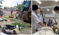 Khởi tố vụ xe tải lớn lao vào chợ làm 5 người chết ở Đắk Nông