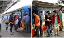 Đường sắt Sài Gòn bán ra 4.600 vé tàu với mức giá giảm 50%