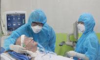 Bệnh nhân phi công người Anh đã tỉnh và ngưng can thiệp ECMO