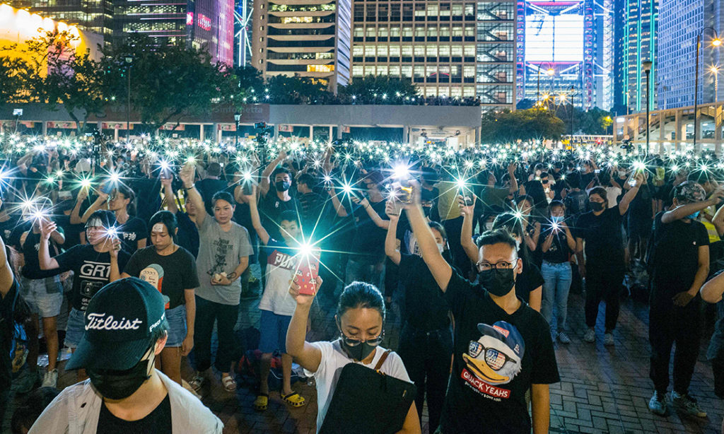 Biểu tình Hong Kong: Sự bừng tỉnh của giới trẻ và thông điệp 'khẩn cấp' tới toàn thế giới