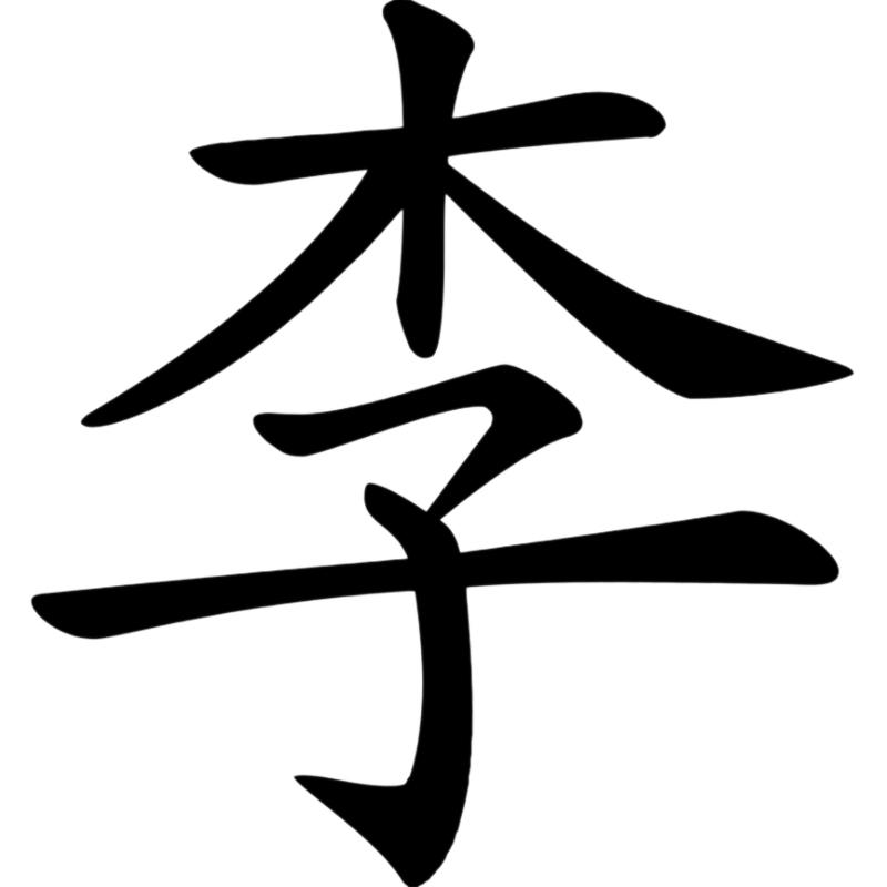 Phật Di Lặc sau khi chuyển thân thế nhân sẽ lấy tên họ là Mộc Tử (木子 - tức chữ Lý 李).