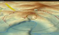 Vòng tròn khổng lồ của những hố trụ thời tiền sử được tìm thấy gần Stonehenge