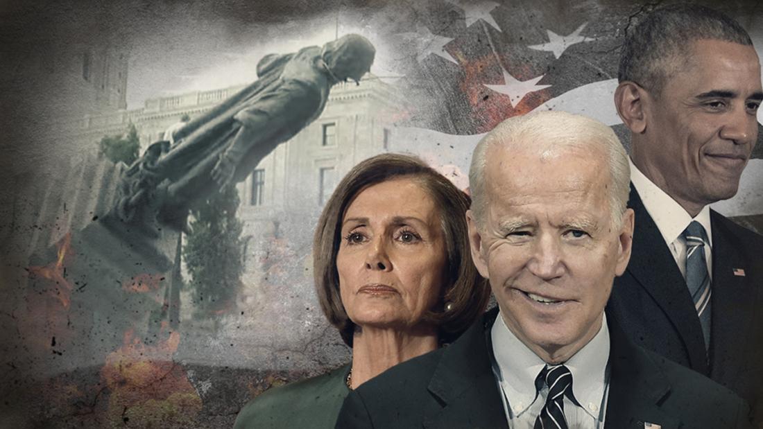 Đảng Dân chủ phản quốc khi tiếp tay cho ĐCSTQ phá huỷ nước Mỹ?