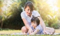 Nuôi con thuận theo tự nhiên: Cha mẹ hãy lớn lên cùng con, đừng lớn lên hộ con