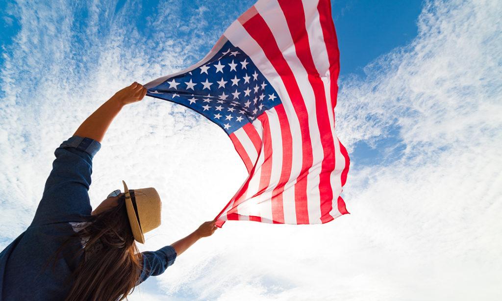 6 điều có thể bạn chưa biết về lá cờ Hoa Kỳ