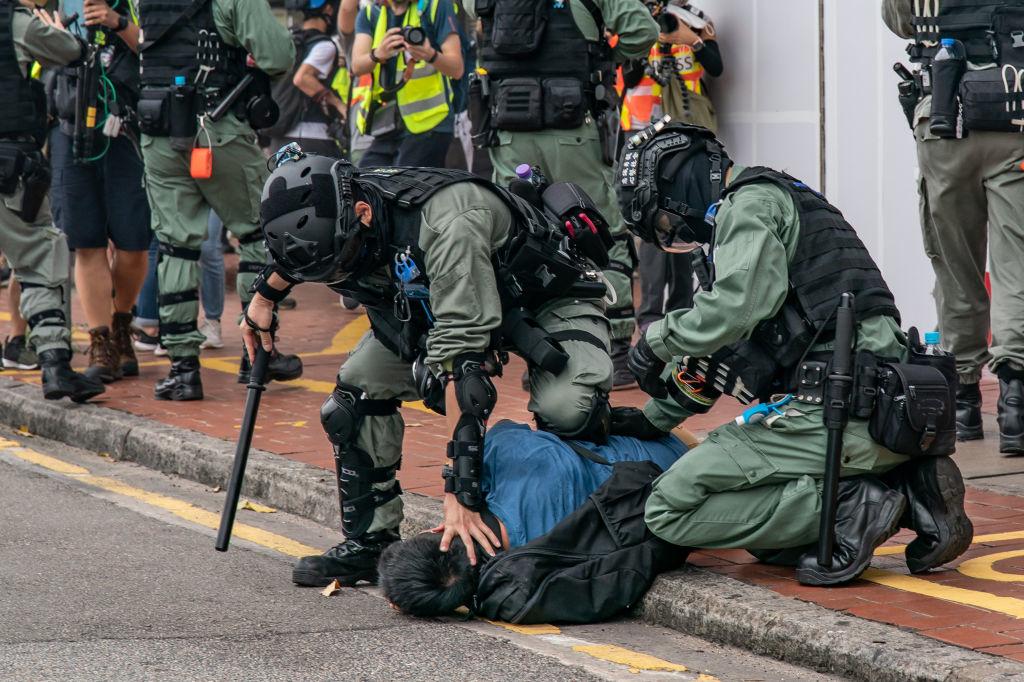 Thượng nghị sĩ Hoa Kỳ giới thiệu luật tỵ nạn cho người Hồng Kông