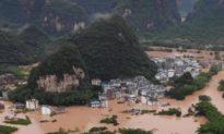 Cảnh báo 31 ngày mưa liên tiếp, 304 con sông vượt mức cảnh bão lũ, Bắc Kinh đón trận mưa lớn nhất