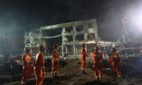 Nổ xe bồn ở Trung Quốc: 19 người chết và gần 200 người bị thương