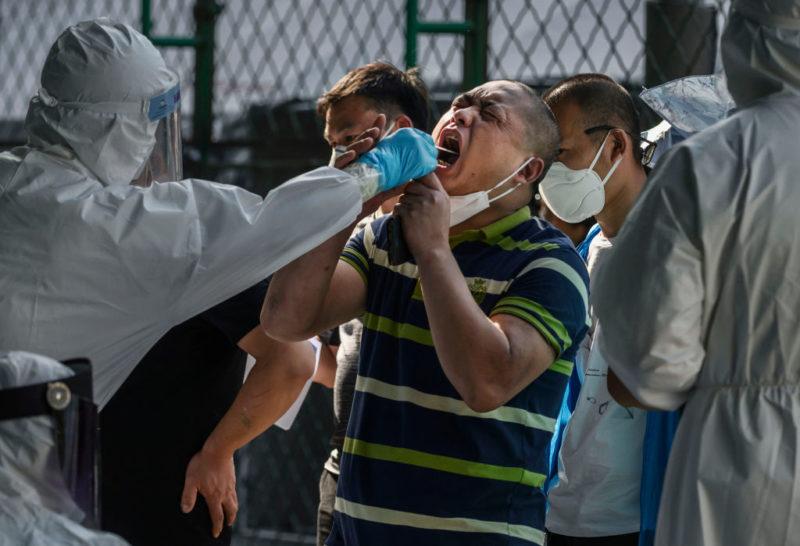 Bắc Kinh khuyến cáo người dân không rời thành phố, nâng mức độ khẩn cấp
