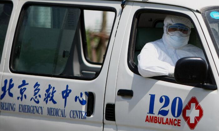 Rò rỉ tài liệu: Trung Quốc che giấu ca nhiễm viêm phổi Vũ Hán đầu tiên ở Bắc Kinh