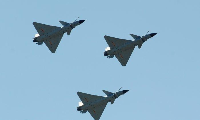 Máy bay Đài Loan 'đuổi' các máy bay chiến đấu Trung Quốc ra khỏi Đài Loan lần thứ 3 trong vòng 1 tuần