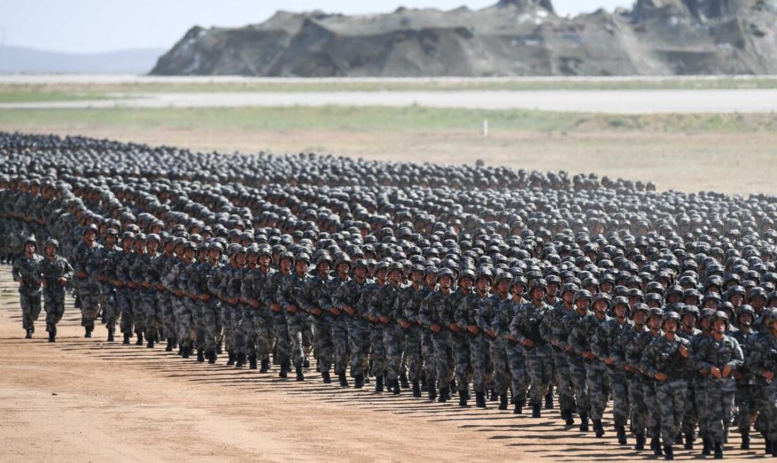 Mục tiêu cuối cùng của sự phát triển của Trung Quốc là gì?