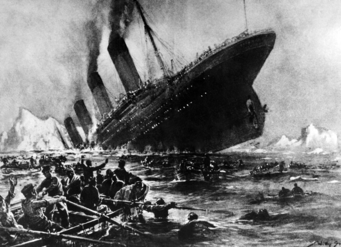 Đảng Cộng sản Trung Quốc đang chìm như tàu Titanic, nhưng các quan chức đã có một kế hoạch