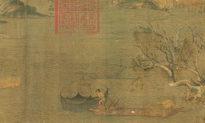 Nhàn khán cuộc sống người ngư phủ qua tranh vẽ - Giang hành sơ tuyết đồ (P-1)